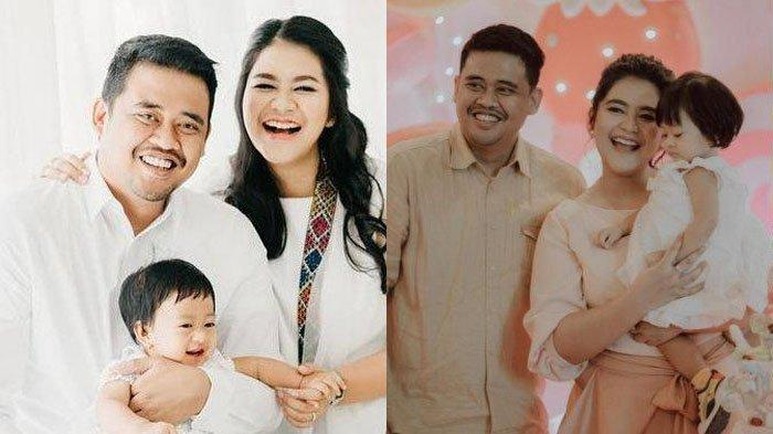 Kahiyang Ayu Malu-malu, Bobby Nasution Santai Sapa Wartawan saat Pemungutan Suara Cawalkot Medan
