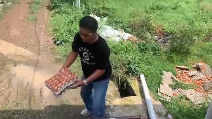 Sosok Suparni, Peternak Asal Magetan yang Buang Ribuan Telur: Kecewa Harga Anjlok & Kini Minta Maaf