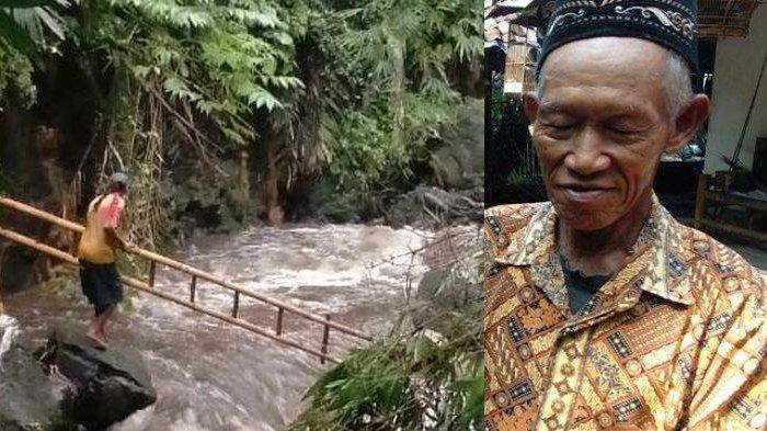 POPULER Pengorbanan Mbah Diro Selamatkan Ratusan Siswa Korban Susur Sungai, Sempat Ikut Hanyut