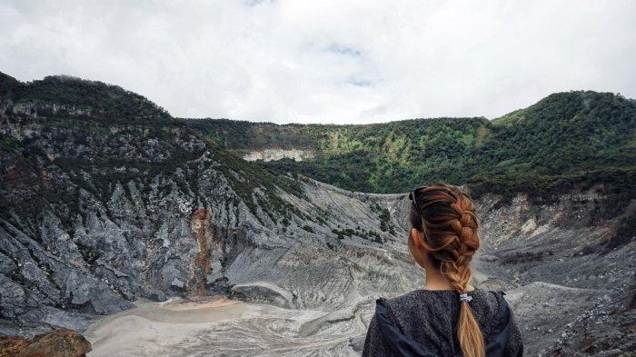 Tangkuban Parahu Meletus, Legenda Sangkuriang dan Dayang Sumbing Jadi Viral, Ahli Vulkanologi Bicara