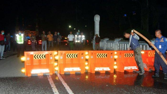 Daftar Wilayah di Indonesia yang Menerapkan Lokal Lockdown Demi Menghentikan Penyebaran Covid-19