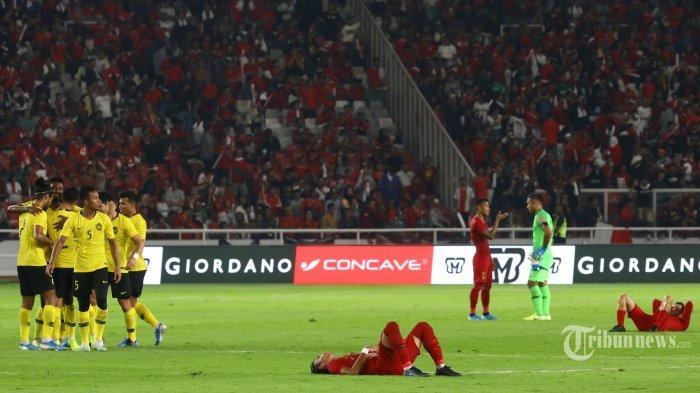 Awalnya Agresif, Timnas Indonesia Dikalahkan Malaysia Dalam Kualifikasi Piala Dunia 2022!