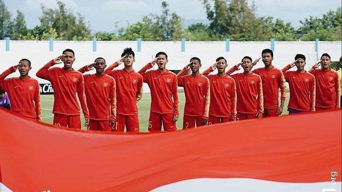 Link Live Streaming Indonesia VS Thailand Semi Final AFF U-15 Jadwal Kick Off Berubah