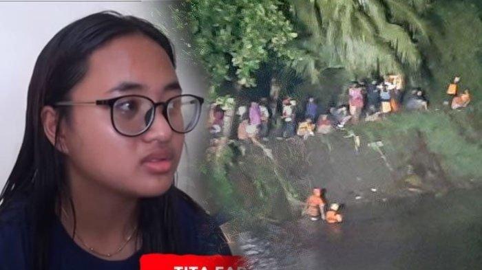 Cerita Korban Susur Sungai Tubuh Jadi Pegangan 3 Teman & Adik Kelas, Berakhir Hanyut Tersangkut Batu
