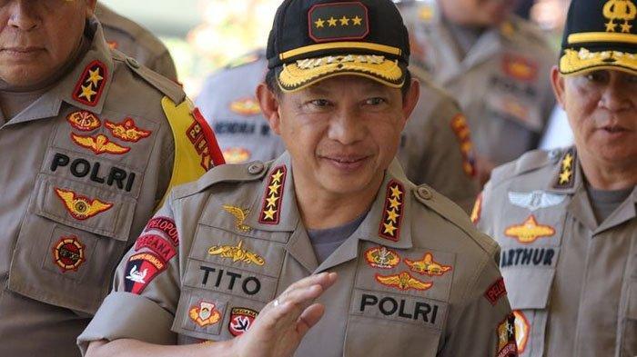 Terima Jabatan Menteri Dalam Negeri, Tito Karnavian Rela Lepaskan Jabatan Tertinggi di Kepolisian