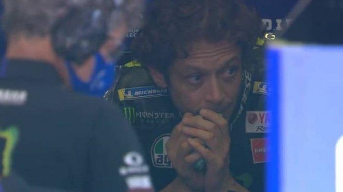 POPULER Valentino Rossi Umumkan Positif Covid-19, Ungkap Gejala yang Sempat Dirasakan: Nyeri & Demam