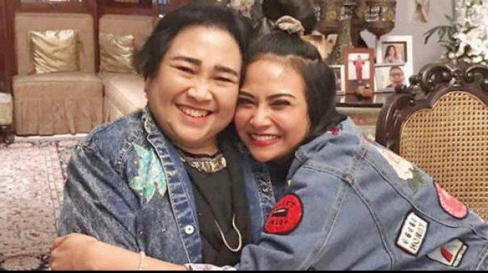 Vanessa Angel menuliskan ucapan dukanya untuk mendiang Rachmawati Soekarnoputri