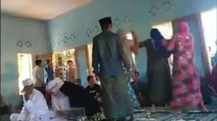 Viral Ibu Pengantin Perempuan Ngamuk Hentikan Upacara Pernikahan di Lombok, Keluarga Tak Diberi Tahu