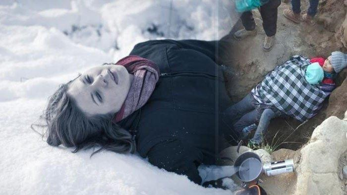 Viral Gadis Hipotermia Disetubuhi di Gunung Rinjani NTB untuk Selamatkan Nyawa, Ini Duduk Perkaranya