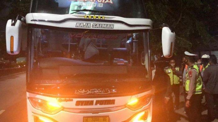 Angkutan Mulai Diperbolehkan Beroperasi, Bus AKAP Miliki Aturan Ketat untuk Calon Penumpangnya