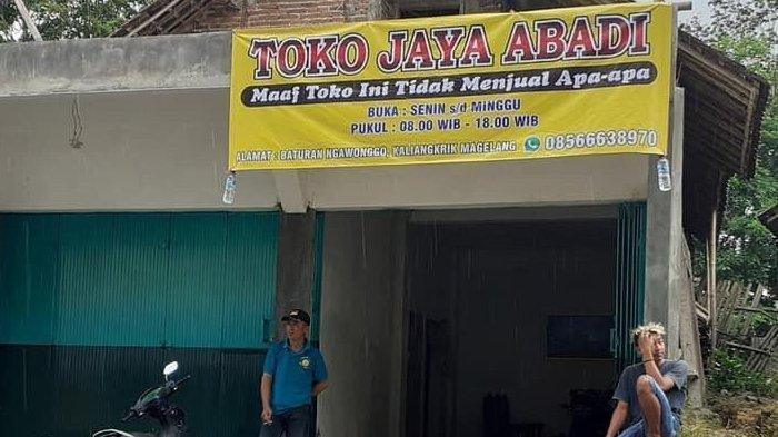 Viral Toko Jaya Abadi yang Buka Setiap Hari Tapi Tak Jualan Apapun, Pengakuan Pemilik Bikin Ngakak