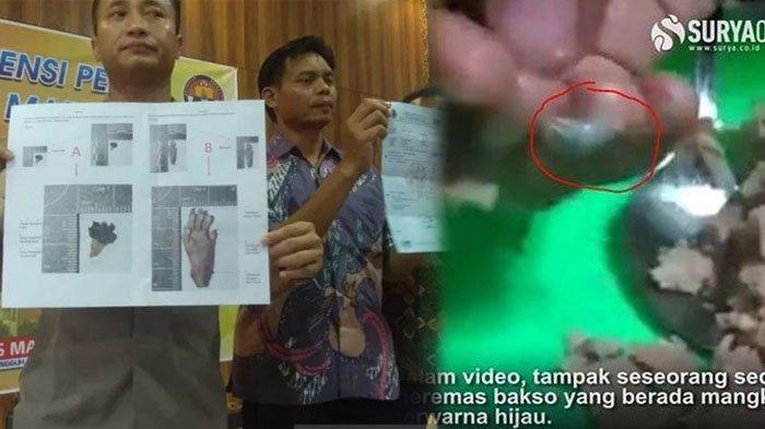 Penjual Terlanjur Rugi, Potongan Diduga Kaki Tikus pada Bakso di Video Viral Ternyata Mulut Sapi