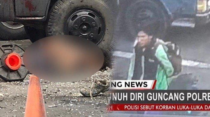 POPULER Detik-detik Pelaku Bom Bunuh Diri Lawan Petugas di Polrestabes Medan, Akhirnya Ledakkan Diri