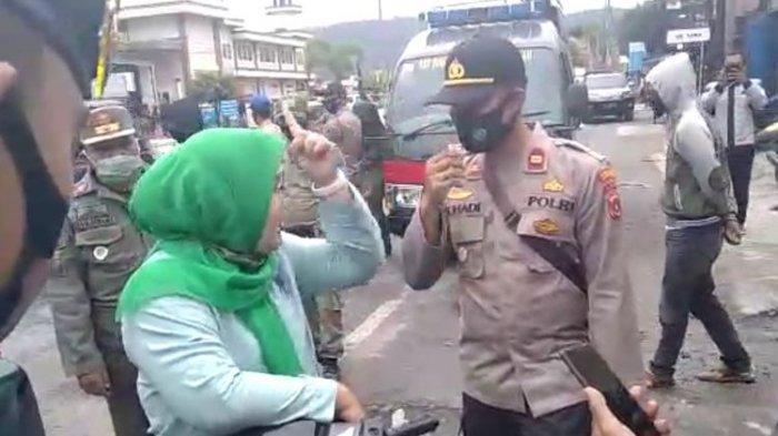 POPULER Kronologi Wanita Tak Pakai Masker & Marahi Polisi hingga Ngaku Istri Jaksa, Ternyata Bohong