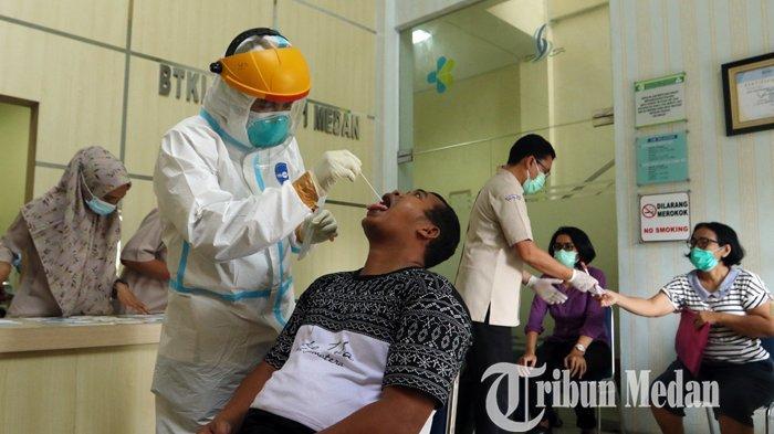 Sehari Bertambah 2 Kasus Covid-19 di Samosir, Pasien Sembuh 12 Orang, Total Meninggal 7 Orang