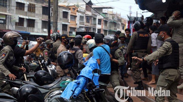Ranperda Penetapan Zonasi Pedagang Kaki Lima, Pemko Medan Sediakan Lokasi Khusus