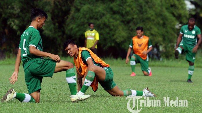 Kompetisi Liga 2 Tak Kunjung Berjalan, Gaji Pemain PSMS Hanya Dibayar 25 Persen