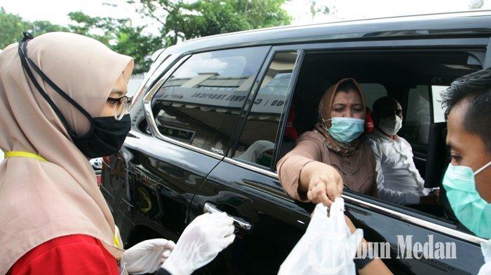Berita Foto: Gubernur Sumut Edy Rahmayadi Secara Resmi Membuka Kampoeng Ramadan di PRSU