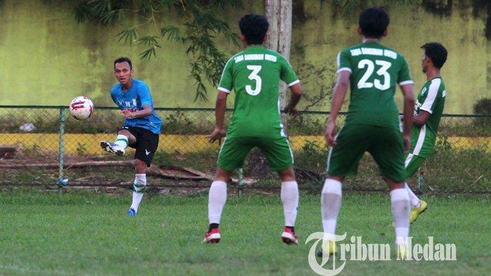 PSMS Medan Mantap Arungi Liga 2 2021, Julius Raja : Persiapan Kita Sudah 90 Persen
