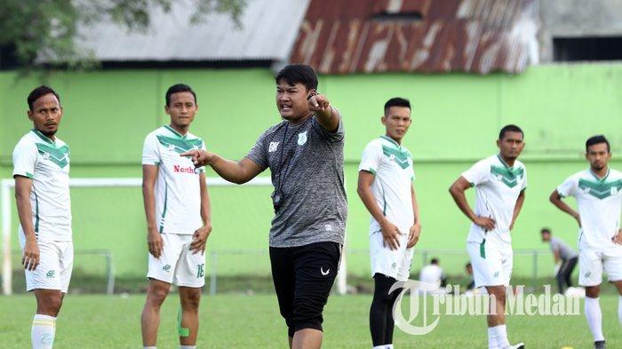 PSMS Medan Tampik Isu Coach Budi Kurnia Merapat Kembali ke Kebun Bunga