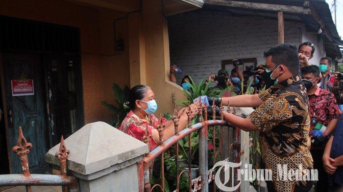 14 Lingkungan di Medan Berstatus Zona Merah