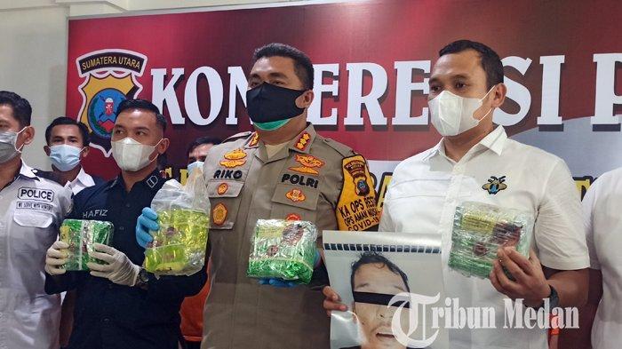 Sekda Tanjungbalai Rencananya Hari Ini Diperiksa Polisi Terkait Temuan 5 Kg Sabu di Kamar Dinasnya