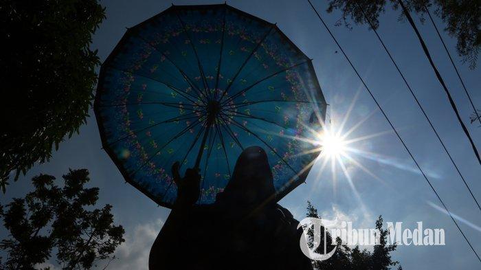 INI PENYEBAB Udara di Kota Medan Terasa Gerah dan Menyengat