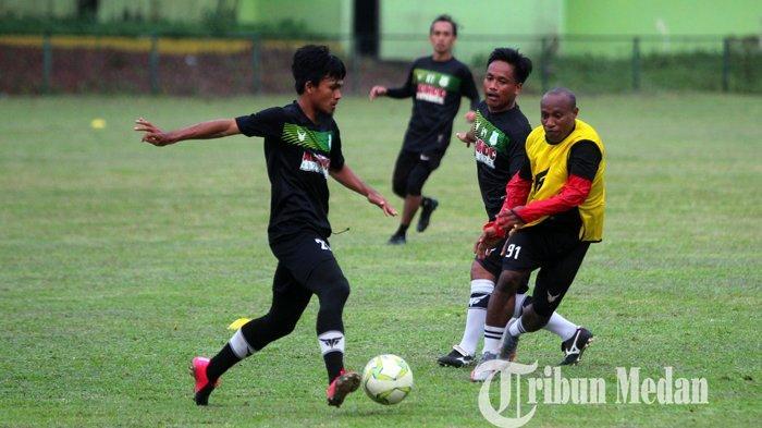 Pelatih Kepala PSMS Medan Mulai Ramu Formasi Tim Jelang Liga 2