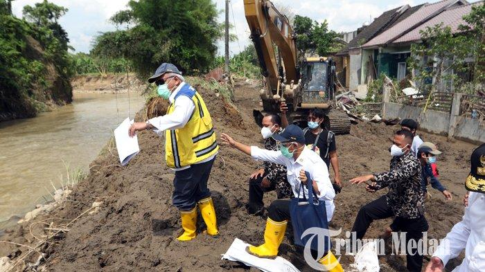 Menteri PUPR Basuki Hadimuljono Targetkan Penanganan Darurat Banjir di Sumut Tuntas Dalam 3 Minggu