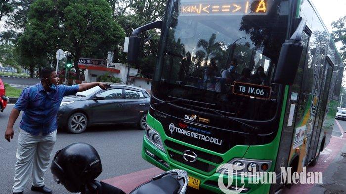 Kasus Penyerangan Bus Metro Deli Mengendap, Sampai Sekarang Polisi tak Mampu Tangkap Pelaku