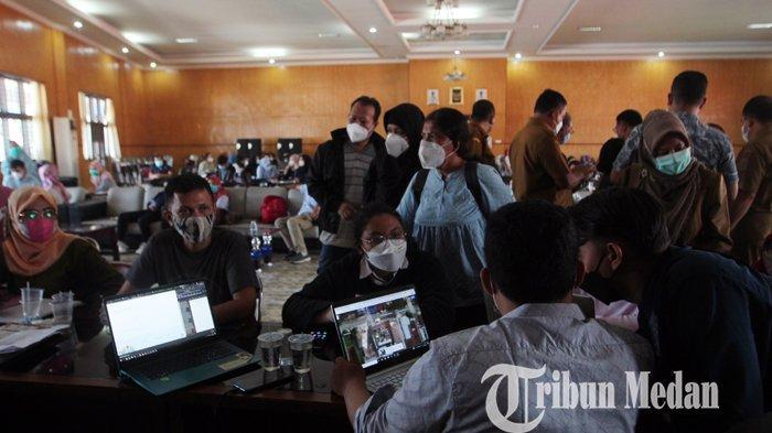 Berita Foto: Ombudsman Menilai Sistem Pendaftaran PPDB Online Sumut tidak Dipersiapkan dengan Matang