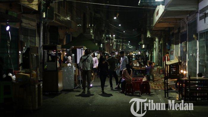 Puasa Kedua di Masa Pandemi, Ramadhan Fair Masih Ditutup, Kesawan City Walk Dibuka Sesuai Perwal