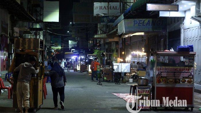 Coreng Wali Kota Medan, Kadis Koperasi Bungkam Soal Jual Beli Lapak Pedagang di Kesawan City Walk