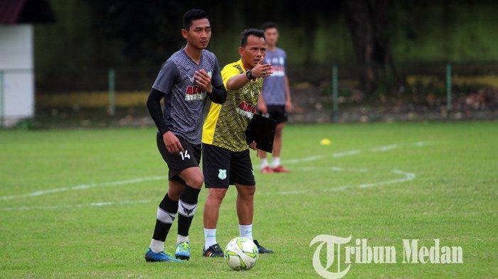 PSMS Medan Tambah Dua Pemain Penyerang, Pelatih Belum Lihat Kemampuan Sesungguhnya