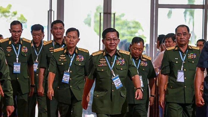 Akhirnya Terungkap Perusahaan Luar Membiayai Junta Militer Myanmar, Pantas Saja Rakyatnya Digebuki