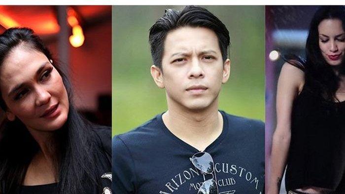 Luna Maya, Ariel NOAH dan Sophia Latjuba -