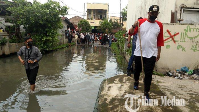 KEBIJAKAN TERBARU Bobby Nasution, Normalisasi Dimulai Dari Sungai Bedera