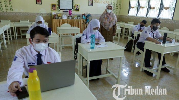 Belajar Tatap Muka Mulai Berjalan, Direktur SD Ingatkan Pihak Sekolah Patuhi Prosedur Ini