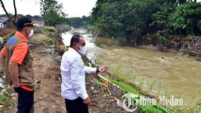 Berita Foto: Kepala BNPB Bersama Gubernur Sumut Kunjungi ...