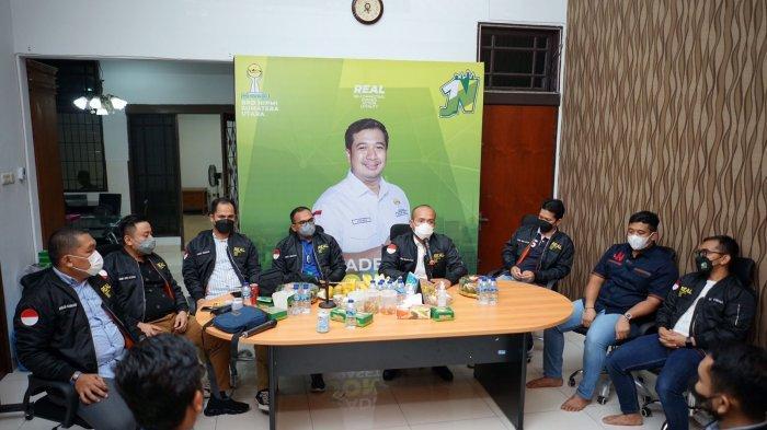 Pemilihan Ketum BPD Hipmi Sumut, 12 Badan Pengurus Cabang (BPC) Solid Menangkan Ade Jona Prasetyo