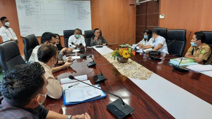 RDP di Komisi II DPRD Medan, DLH dan KIM Nyatakan PT. API Sesuai Baku Mutu