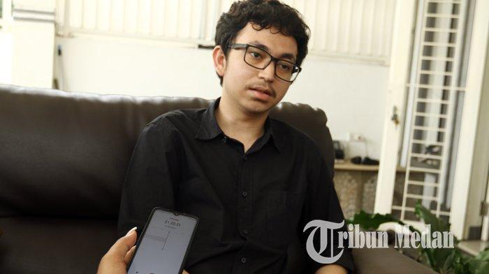 Berita Foto: Rajif Gak Sangka Ibu Tirinya Zuraida Menjadi Otak Pelaku Pembunuhan Jamaluddin - 13012020_anak_jamaluddin_danil_siregar.jpg