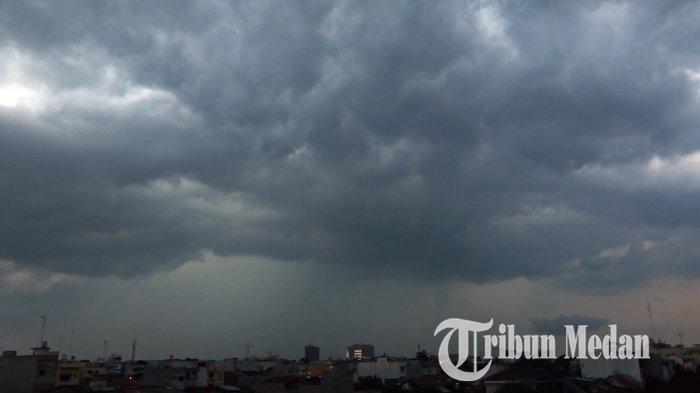 Akhir Tahun, BMKG Memprediksi Suhu Terendah di Medan Mencapai 24 Derajat Celcius