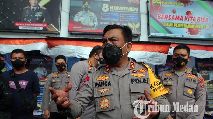 Deretan Fakta Kapolda Sumut Amuk Semua Pejabat Kepolisian tak Beres Jalankan PPKM Darurat