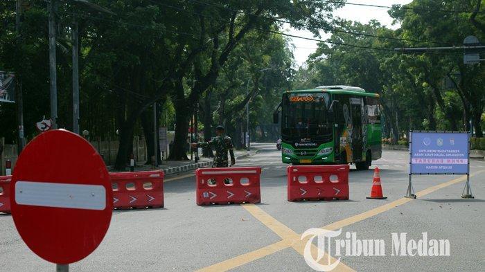 PPKM Darurat Diperpanjang 25 Juli, Pemprov Sumut Segera Keluarkan Instruksi Gubernur