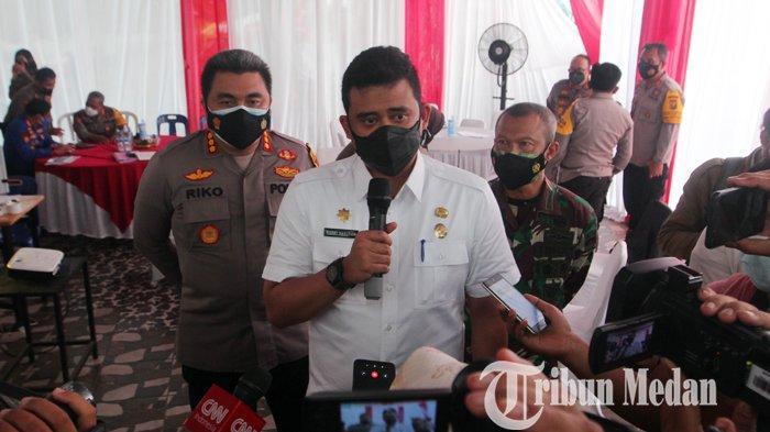 Bobby Nasution Terbitkan Surat Edaran Perpanjangan PPKM Darurat, Ini Isi Aturan yang Harus Dipatuhi