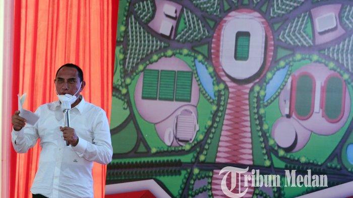 Pembangunan Deli Sport City di Sumut tak Terpengaruh Perubahan RPJMD