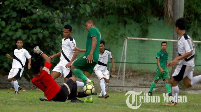Banjir Gol, PSMS Medan Gilas Victory Dairi 5-1