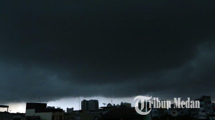 Prediksi BMKG: Hujan Melanda Wilayah Sumut Hingga Malam Nanti