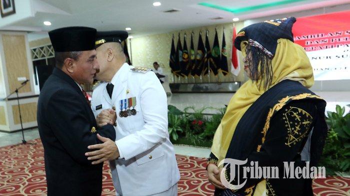 Berita Foto: Gubernur Sumut Edy Rahmayadi Melantik Penjabat Bupati Pakpak Bharat Asren Nasution - 17022020_pelantikan_bupati_pakpak_bharat_danil_siregar-3.jpg